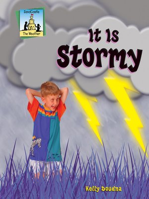 cover image of It Is Stormy